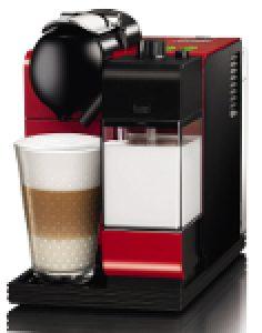 Nespresso Lattissima Passion Red EN520R